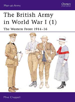 The British Army In World War I (1) Box Front