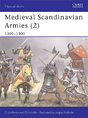 Medieval Scandinavian Armies (2) Box Front