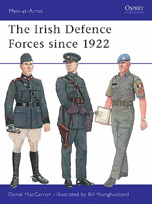 The Irish Defence Forces Since 1922 Box Front