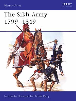 The Sikh Army 1799-1849 Box Front