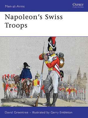 Napoleons Swiss Troops Box Front