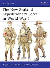 The New Zealand Expeditionary Force In World War Ii Box Front