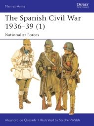 The Spanish Civil War 1936-39 (1) Box Front
