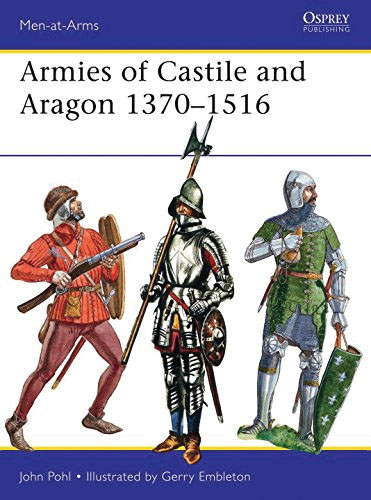 Armies Of Castile Box Front