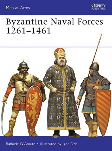 Byzantine Naval Forces 1261-1461 Box Front