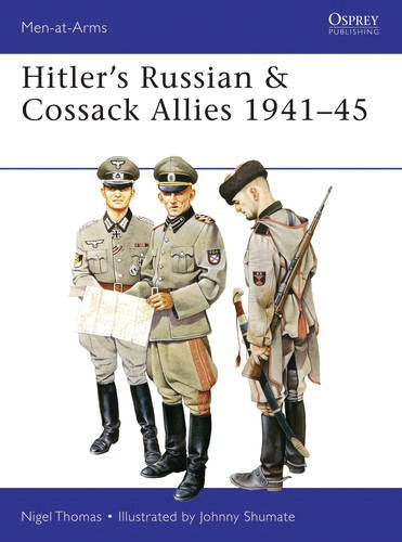 Hitler`s Russian & Cossack Allies 1941-45 Box Front