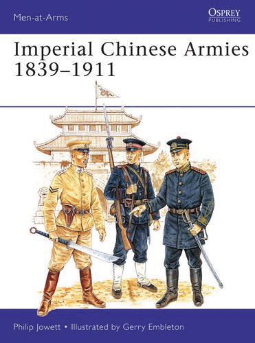 Imperial Chinese Armies 18401911 Box Front