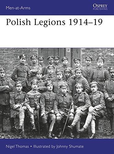 Polish Legions 1914-19 Box Front