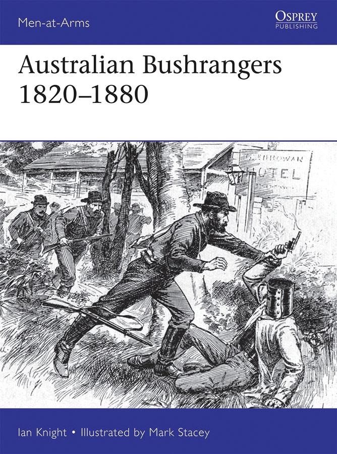Australian Bushrangers 1820-1880 Game Box