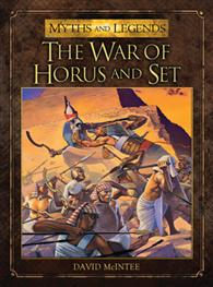 The War Of Horus And Set Box Front