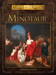 Theseus And The Minotaur Box Front
