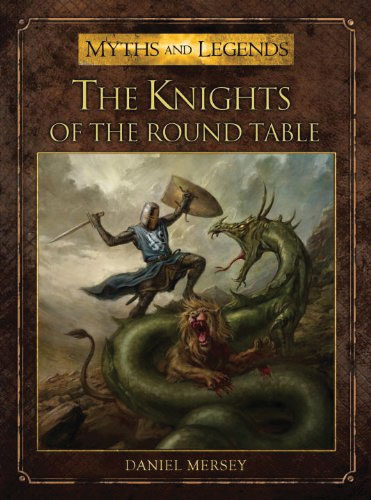 Knights Of The Round Table Box Front