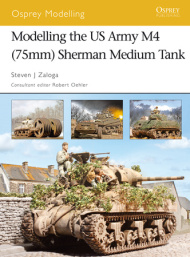 Modelling The Us Army M4 (75mm) Sherman Medium Tank Box Front