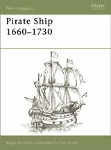 Pirate Ship 1660-1730 Box Front