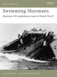 Swimming Shermans Box Front