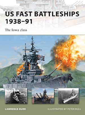 Us Fast Battleships 1938-91 Box Front