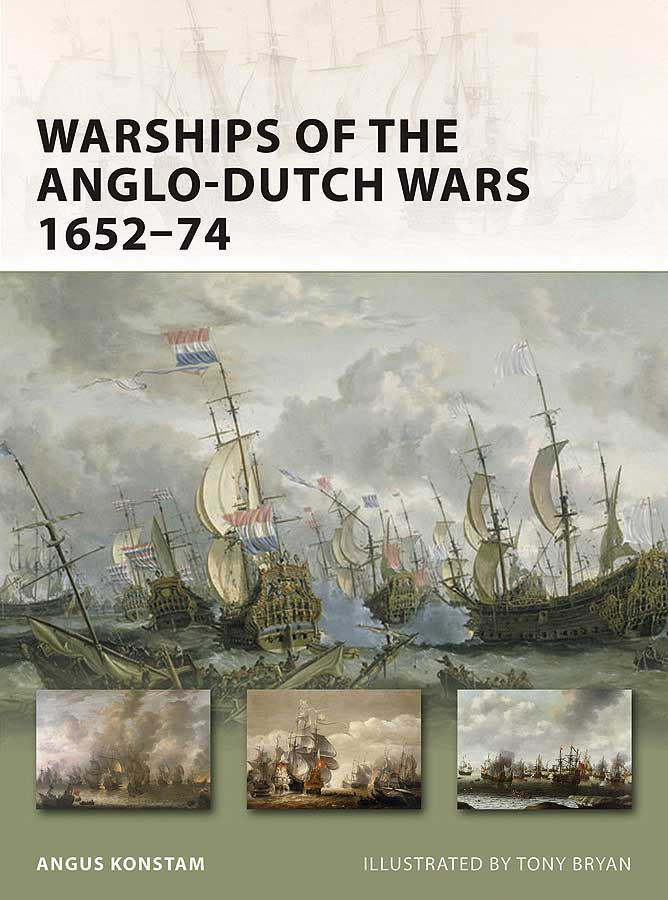 Warships Of The Anglo-dutch Wars 1652 Box Front
