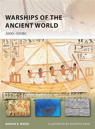 Warships Of The Ancient World: 3000-500 Bc Box Front