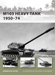 M103 Heavy Tank 1950-74 Box Front