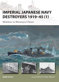 Imperial Japanese Navy Destroyers 1919-45 (1) Box Front