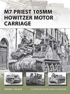 M7 Priest 105mm Howitzer Motor Carriage Box Front