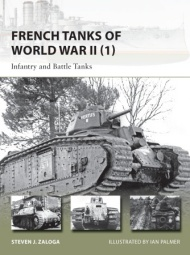 French Tanks Of World War Ii (1) Box Front
