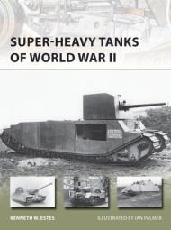Super-heavy Tanks Of World War Ii Box Front