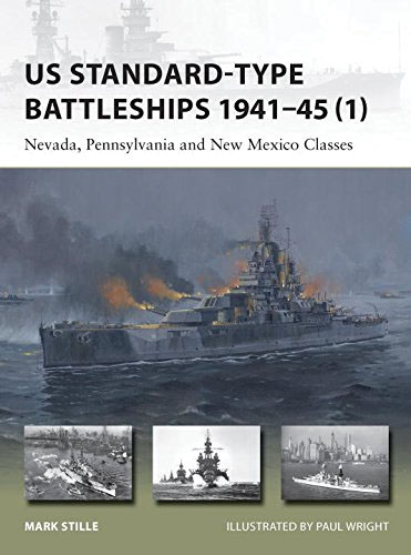 Us Standard - Type Battleships 1 Box Front