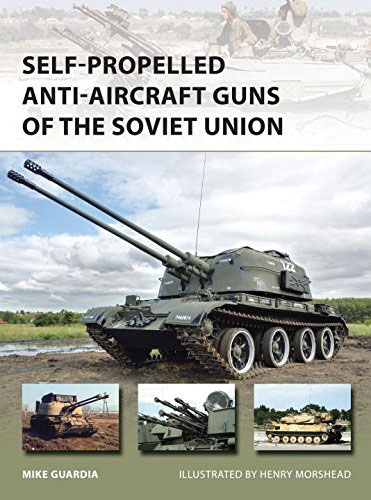Self-propelled Anit-aircraft Guns Of The Soviet Union Box Front