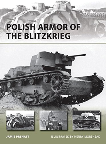 Polish Armor Of The Blitzkrieg Box Front