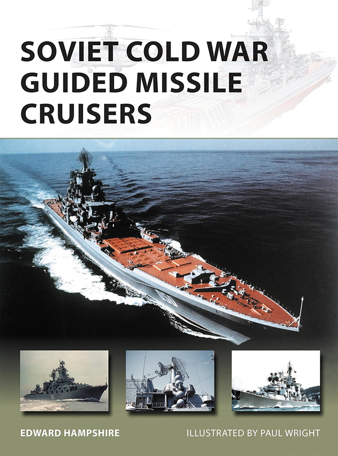 Soviet Cold War Guided Missile Cruisers Box Front