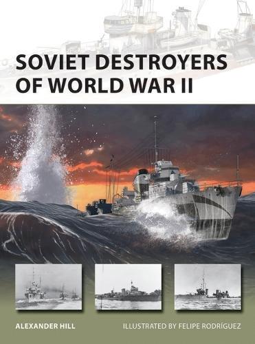 Soviet Destroyers Of World War Ii Box Front