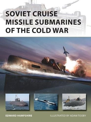 Soviet Cruise Missile Submarines Of The Cold War Game Box