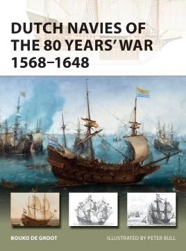Dutch Navies Of The 80 Years` War 1568-1648 Game Box
