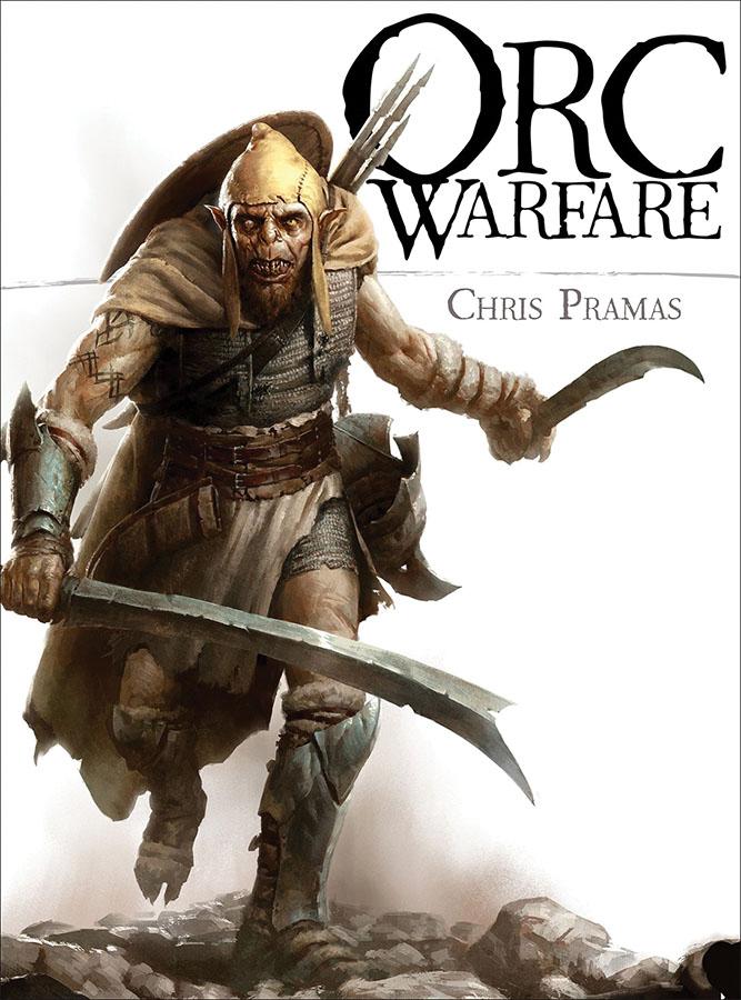 Orc Warfare Game Box