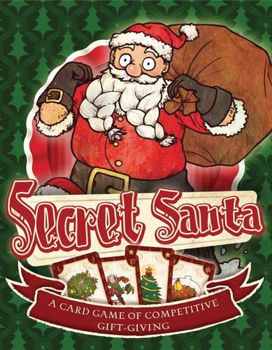 Secret Santa Box Front