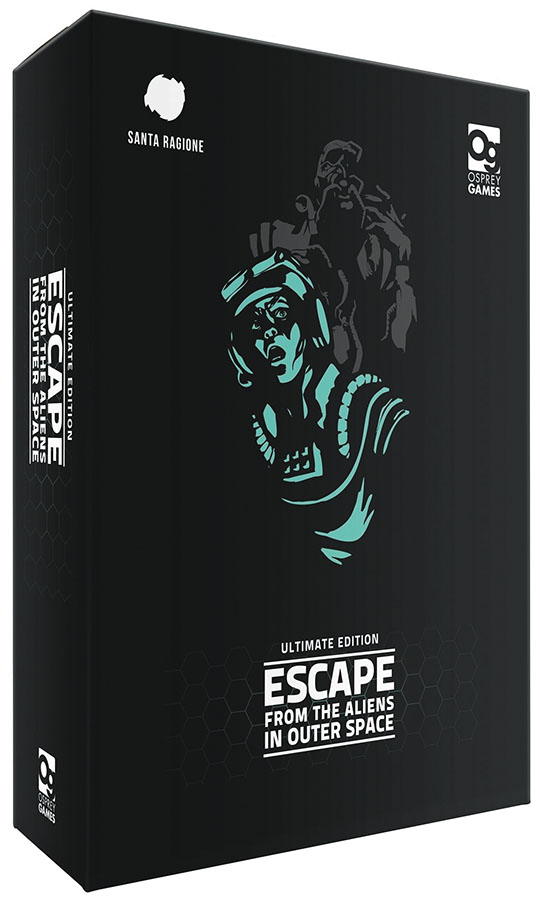 Escape From The Aliens In Outer Space: The Ultimate Edition Box Front