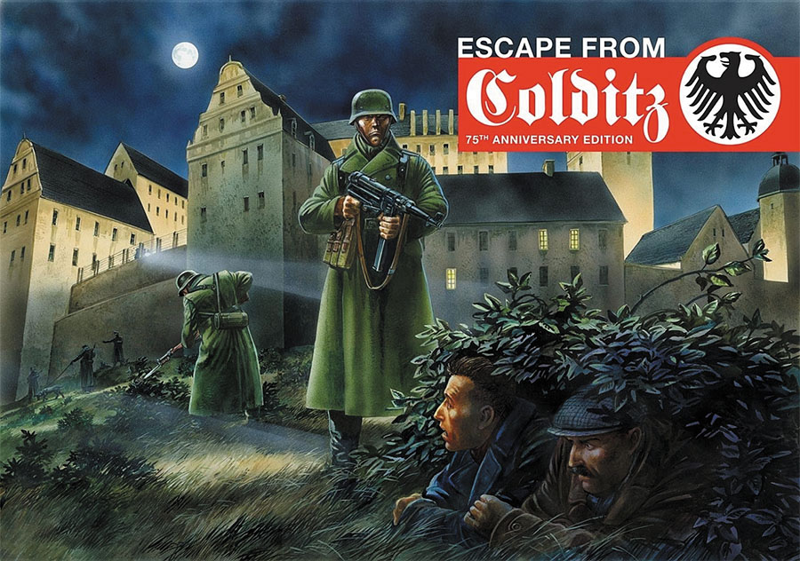 Escape From Colditz: 75th Anniversary Edition Box Front