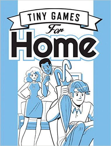 Tiny Games For Home Box Front