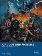 Of Gods And Mortals - Mythological Wargame Rules Box Front