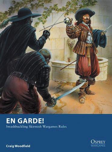 En Garde! - Swashbuckling Skirmish Wargames Rules Box Front