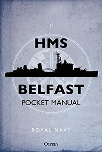 Hms Belfast Pocket Manual Box Front