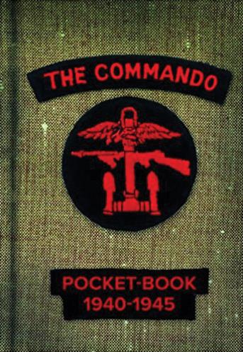 Commando Pocket Manual: 1940-1945 Box Front