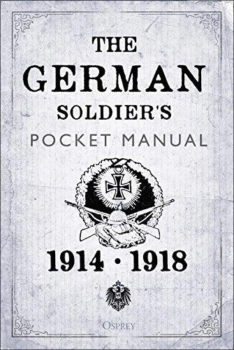 German Solider`s Pocket Manual Box Front