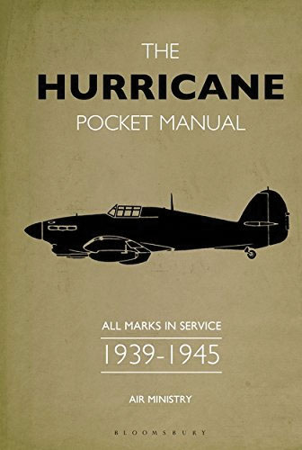 Hurricane Pocket Manuel: All Marks In Service 1939-45 Game Box