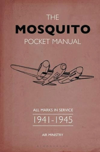 Mosquito Pocket Manuel: All Marks In Service 1941-1945 Game Box