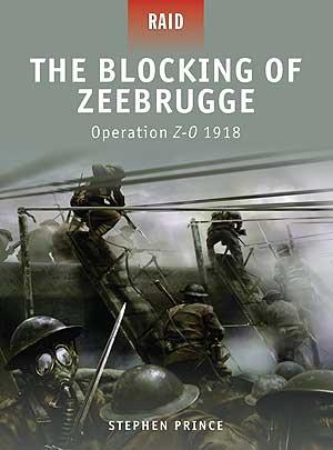 The Blocking Of Zeebrugge - Operation Z-o 1918 Box Front