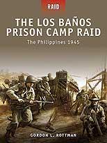 The Los Banos Prison Camp Raid - The Philippines 1945 Box Front