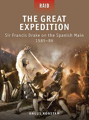 The Great Expedition - Sir Francis Drake On The Spanish Main 1585-86 Box Front