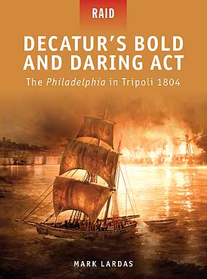 Decaturs Bold And Daring Act 1804 Box Front